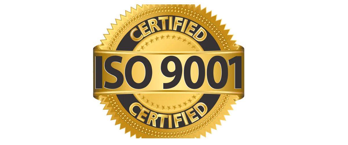 Estamos en proceso de certificación ISO 9001